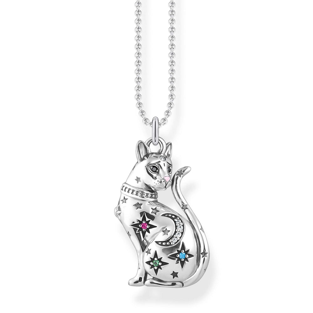 Necklace: Thomas Sabo Necklace Cat
