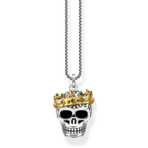 Necklace: Necklace Skull | Thomas Sabo Australia