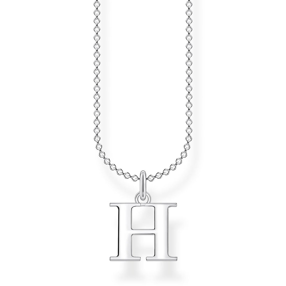 Necklace Letter H | Thomas Sabo Australia