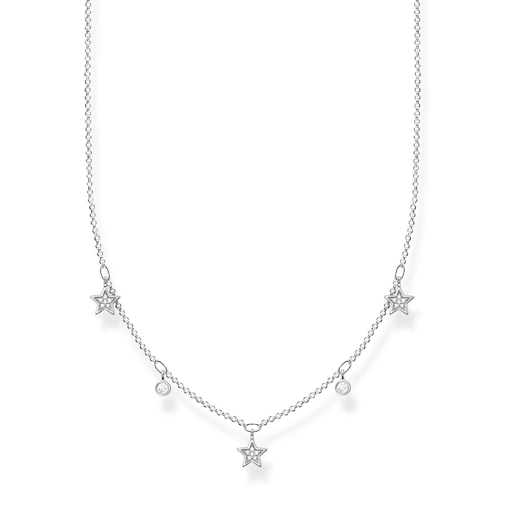 Necklace Stars Silver | Thomas Sabo Australia