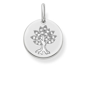 THOMAS SABO Pendant Tree Disc