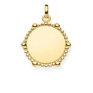 THOMAS SABO Pendant Coin Dots