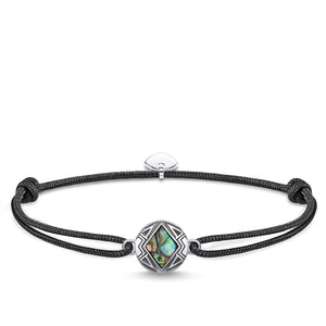 Bracelet Little Secret Disc Abalone Mother-of-pearl | Thomas Sabo