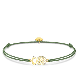 Bracelet: Thomas Sabo Bracelet Little Secret Pineapple