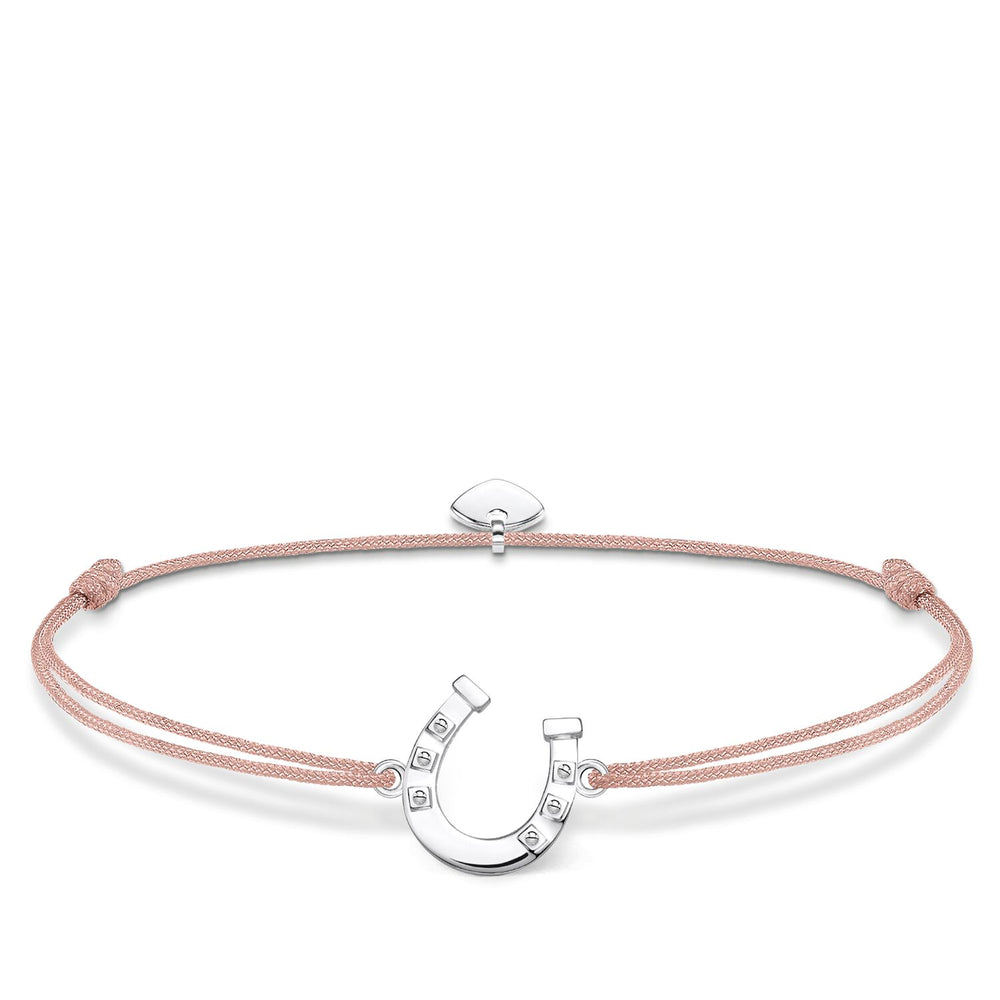 Bracelet: Thomas Sabo Bracelet Little Secret Horseshoe