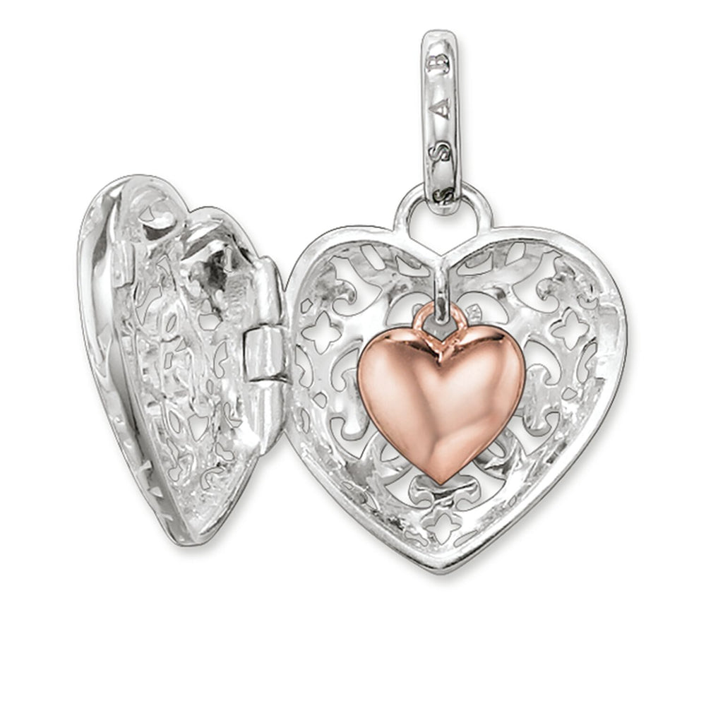 "Thomas Sabo Pendant ""Heart Medallion"""