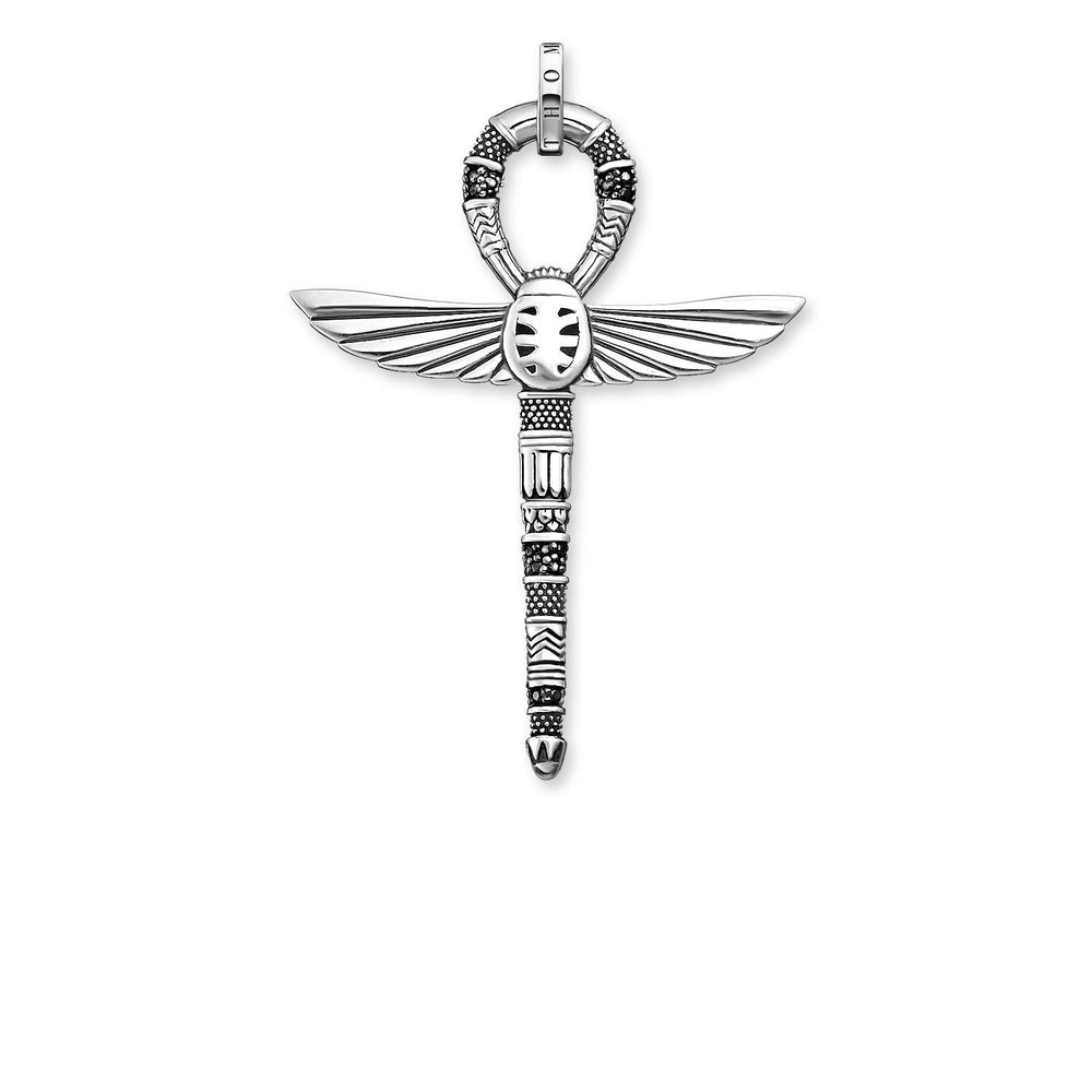 "THOMAS SABO Pendant ""Cross of Life Ankh With Scarab"""