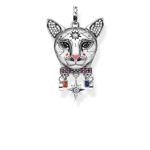 Pendant Cat Silver | Thomas Sabo