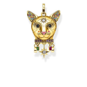 Pendant Cat Gold | Thomas Sabo