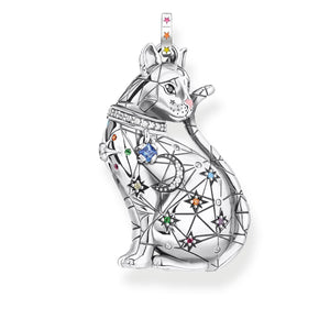 Pendant Cat Constellation Silver | Thomas Sabo