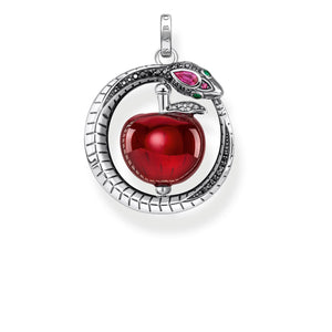 Pendant: Pendant Apple With Snake | Thomas Sabo Australia
