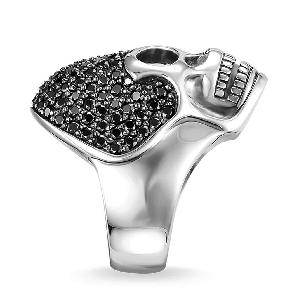 "THOMAS SABO Ring ""Skull Pavé"""