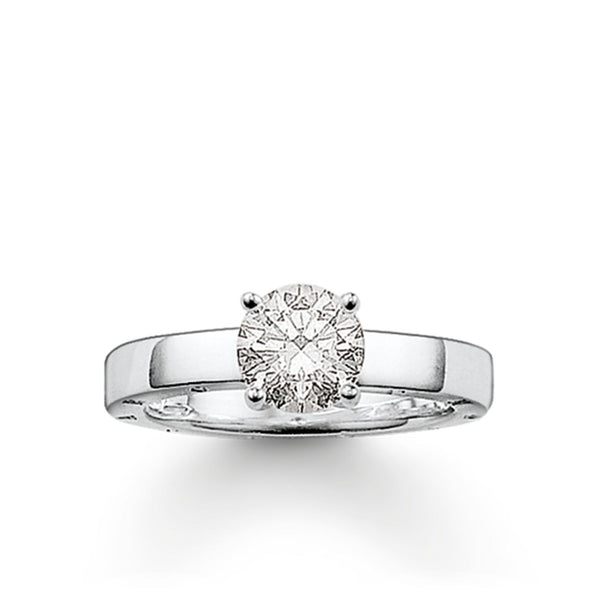 THOMAS SABO Solitaire Ring