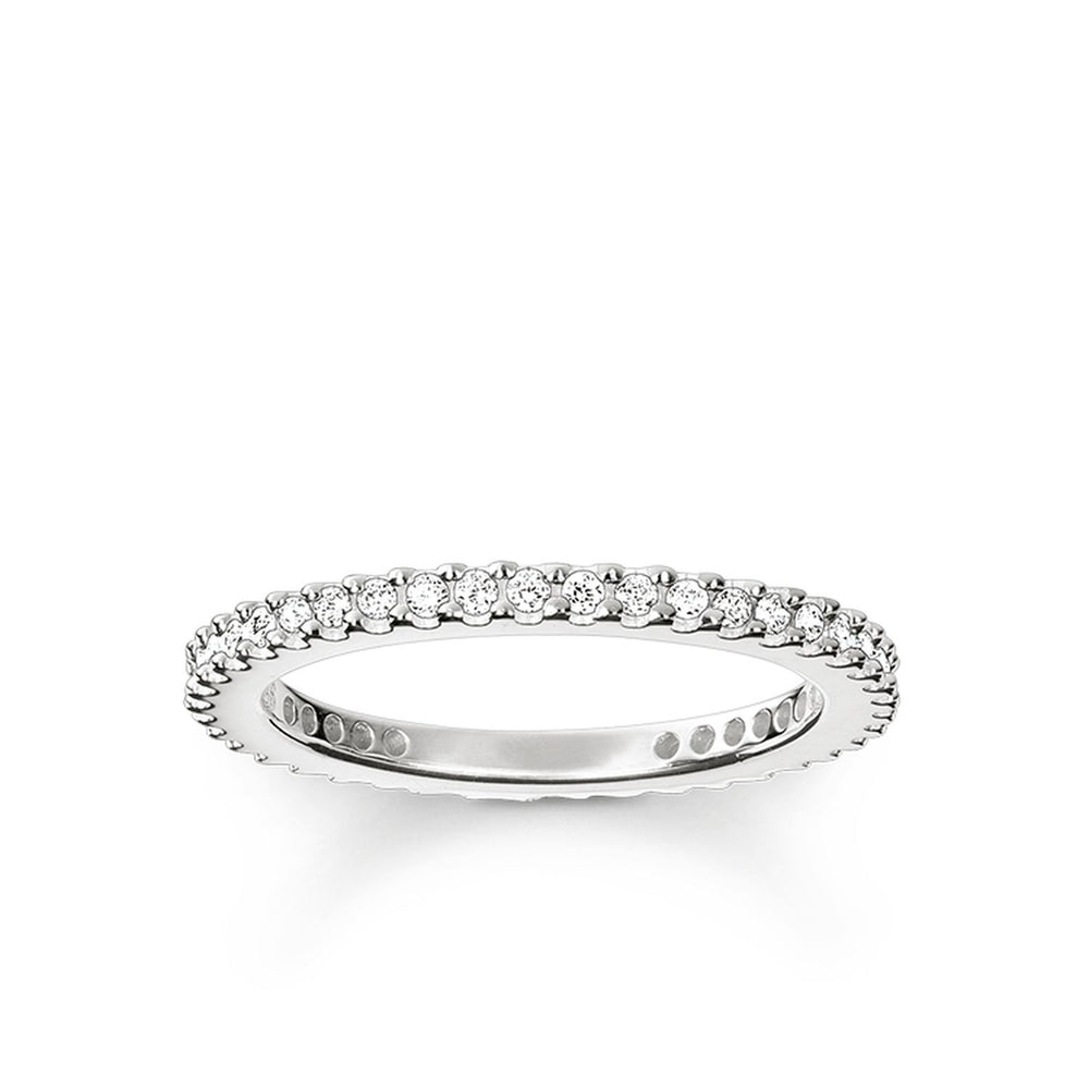 "Thomas Sabo Eternity Ring ""Pavé"""