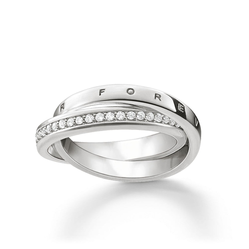"THOMAS SABO Ring ""TOGETHER FOREVER"""