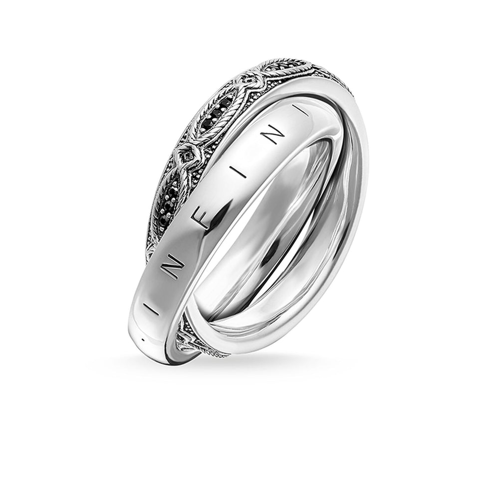 "Ring ""INFINITY OF LOVE"""