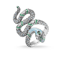 "THOMAS SABO Ring ""Snake"""