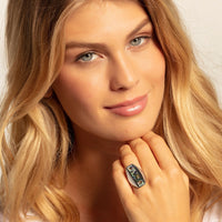 THOMAS SABO Ring Onyx