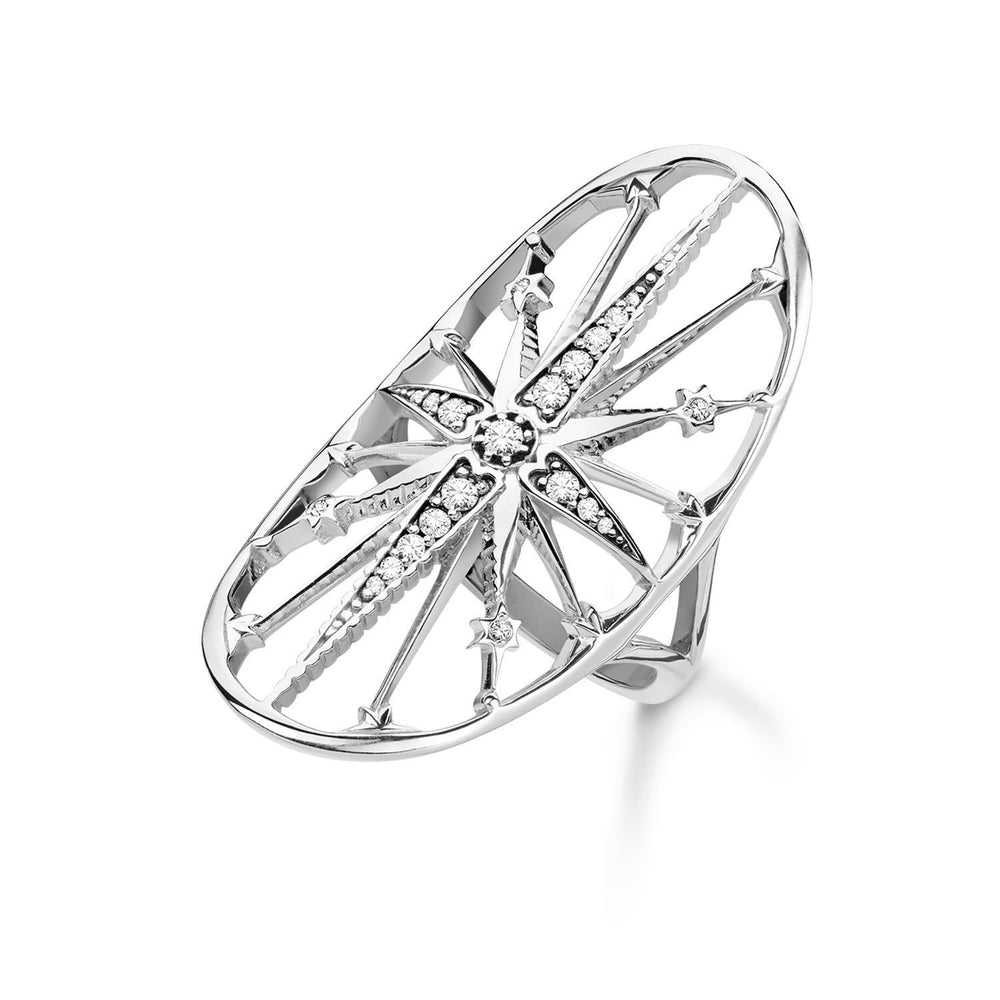 "Ring ""Royalty Star Silver"" 