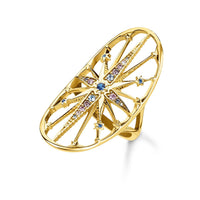 "Ring ""Royalty Star Gold"""
