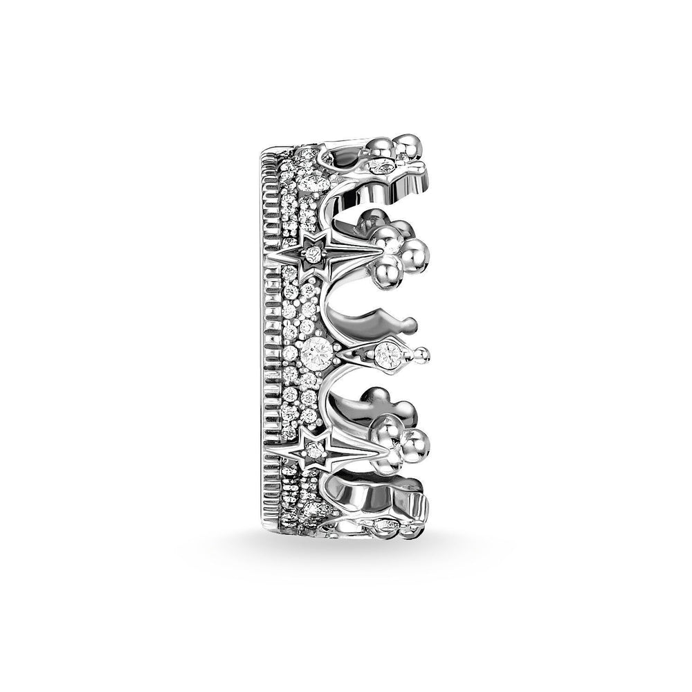 "Thomas Sabo Ring ""Crown Silver"""