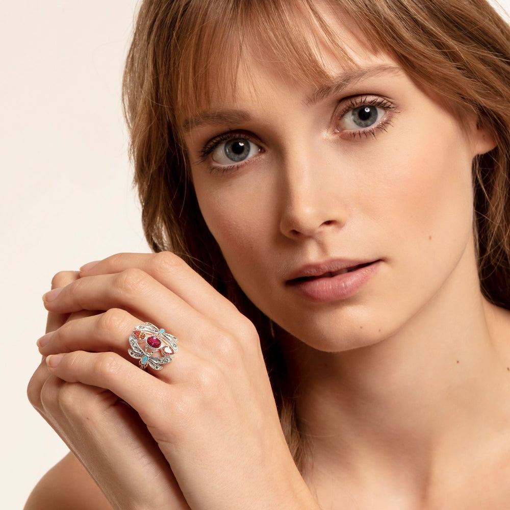 "Thomas Sabo Ring ""Dragonfly"""