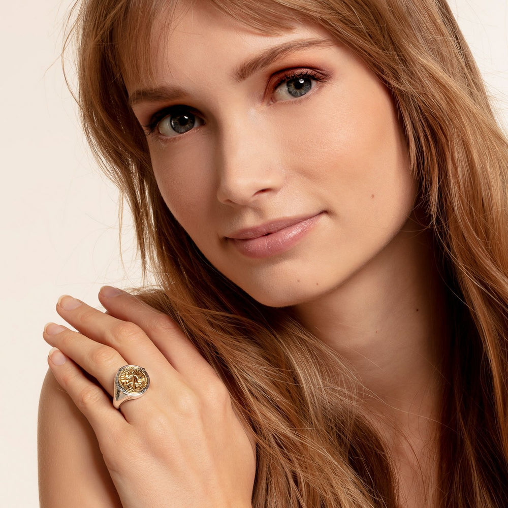 "THOMAS SABO Ring ""Faith, Love, Hope"""