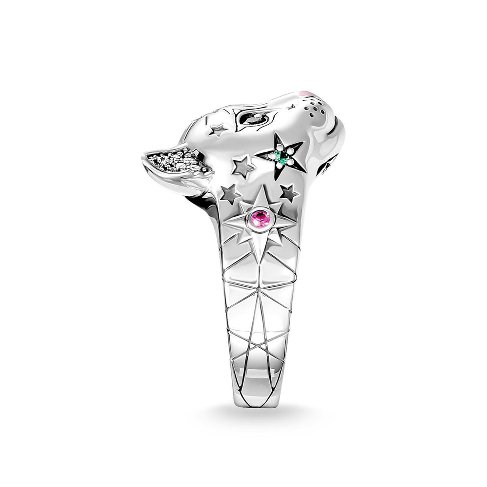 Ring Cat Silver | Thomas Sabo