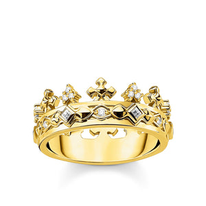 Ring: Thomas Sabo Ring Crown