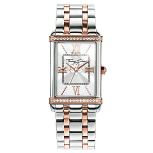 Century Women's Watch with Silver & Rose Gold VirgoBracelet | Thomas Sabo
