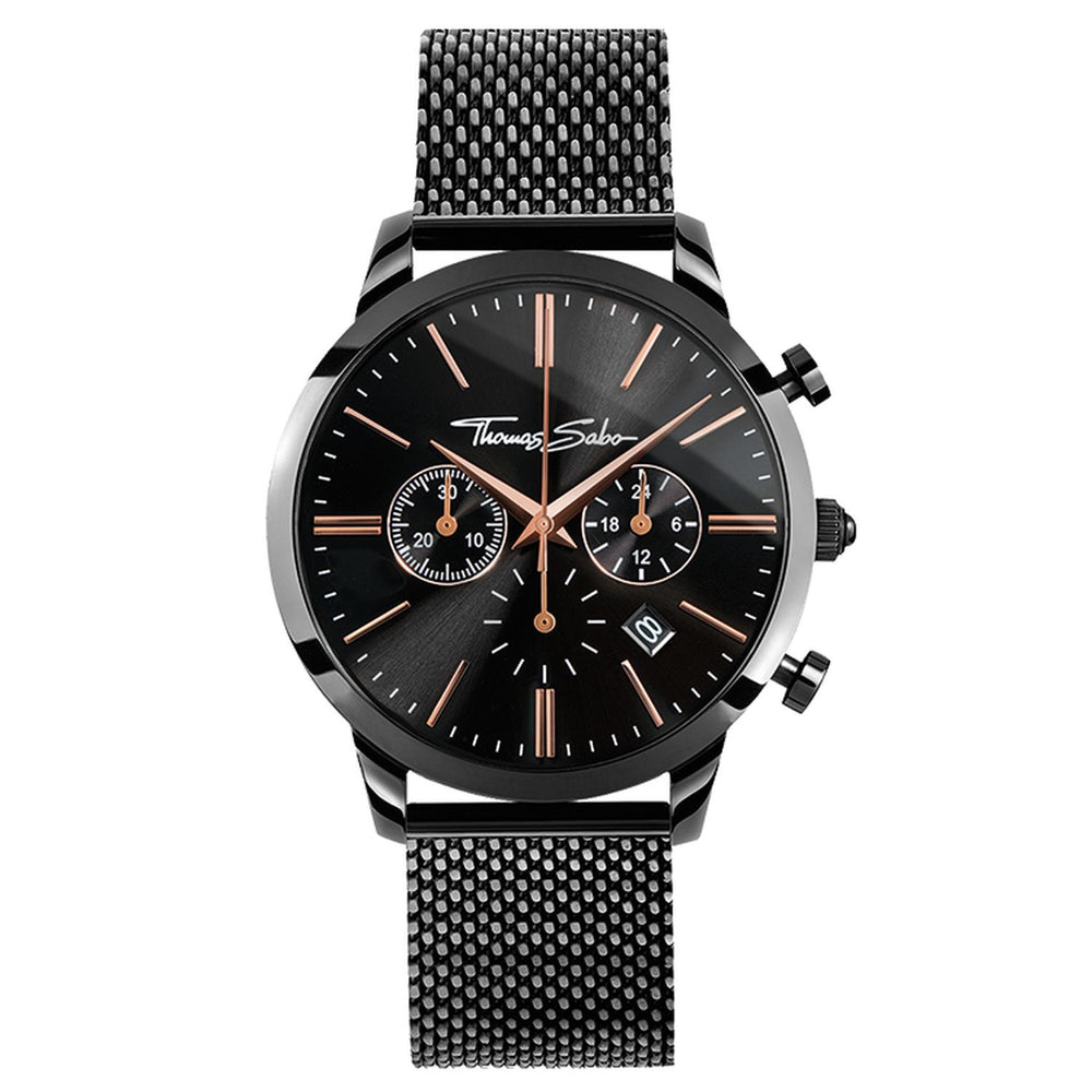 "THOMAS SABO Men's Watch ""REBEL SPIRIT CHRONO"""