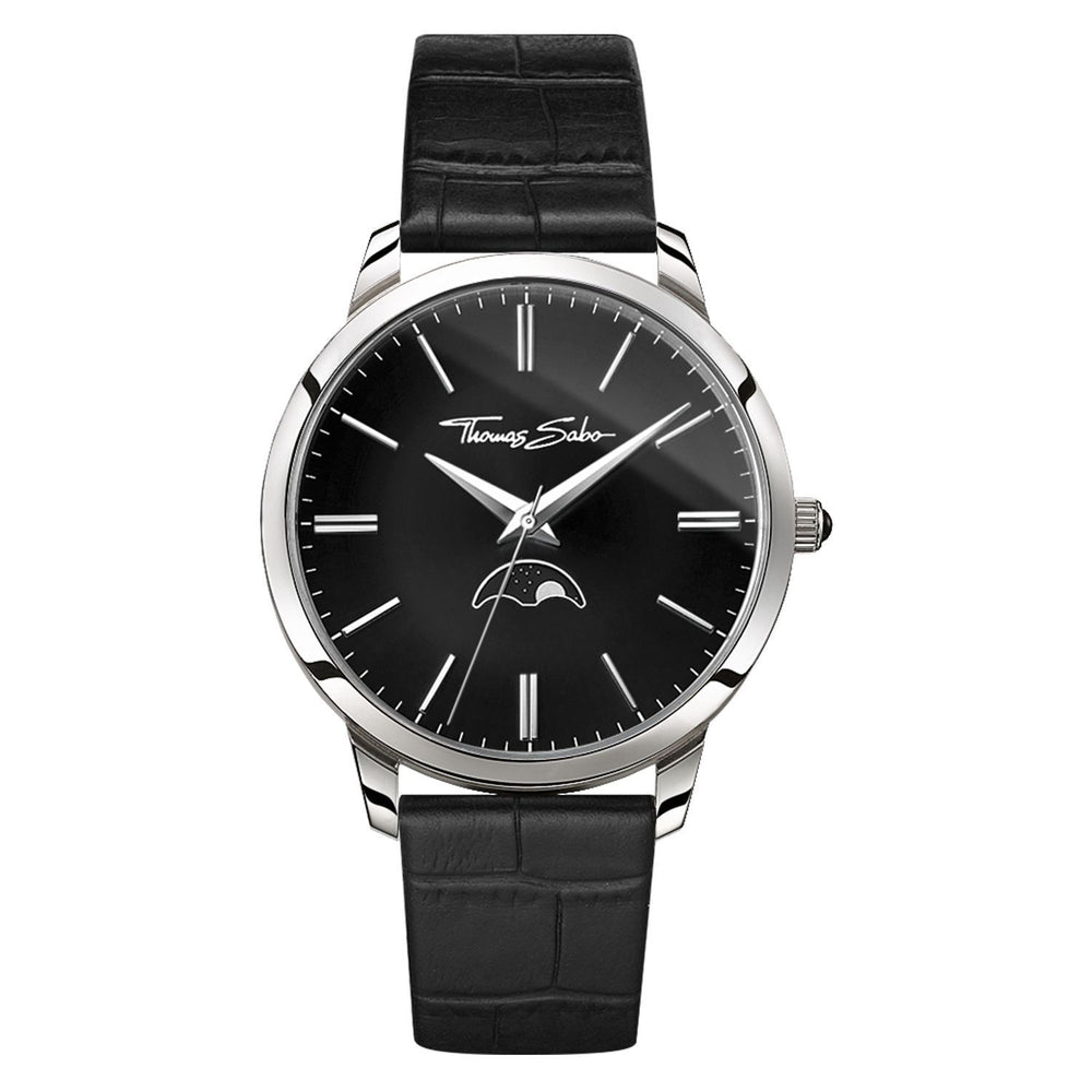 "THOMAS SABO Men's Watch ""Rebel Spirit Moonphase"""
