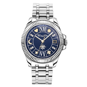 Women's Watch Lucky Charm, Two-tone | Thomas Sabo