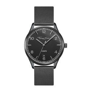 Women's Watch Code TS Small Black | Thomas Sabo