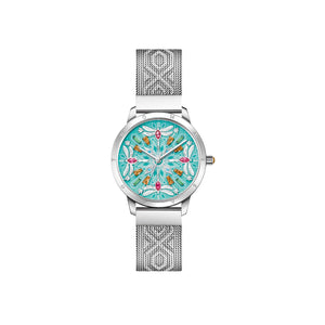 Women's Watch Dragonfly Silver | Thomas Sabo Australia