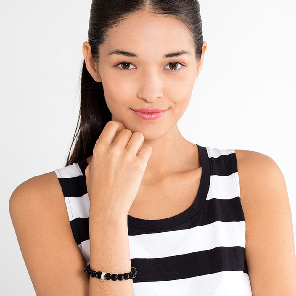 Obsidian Bracelet - Charm collection by THOMAS SABO