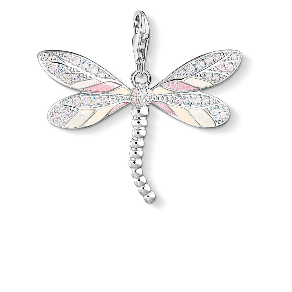 "Charm Pendant ""Dragonfly"""