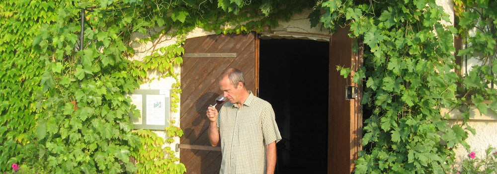 Visit in the heart of Beaujolais wine country with Patrice Chevrier