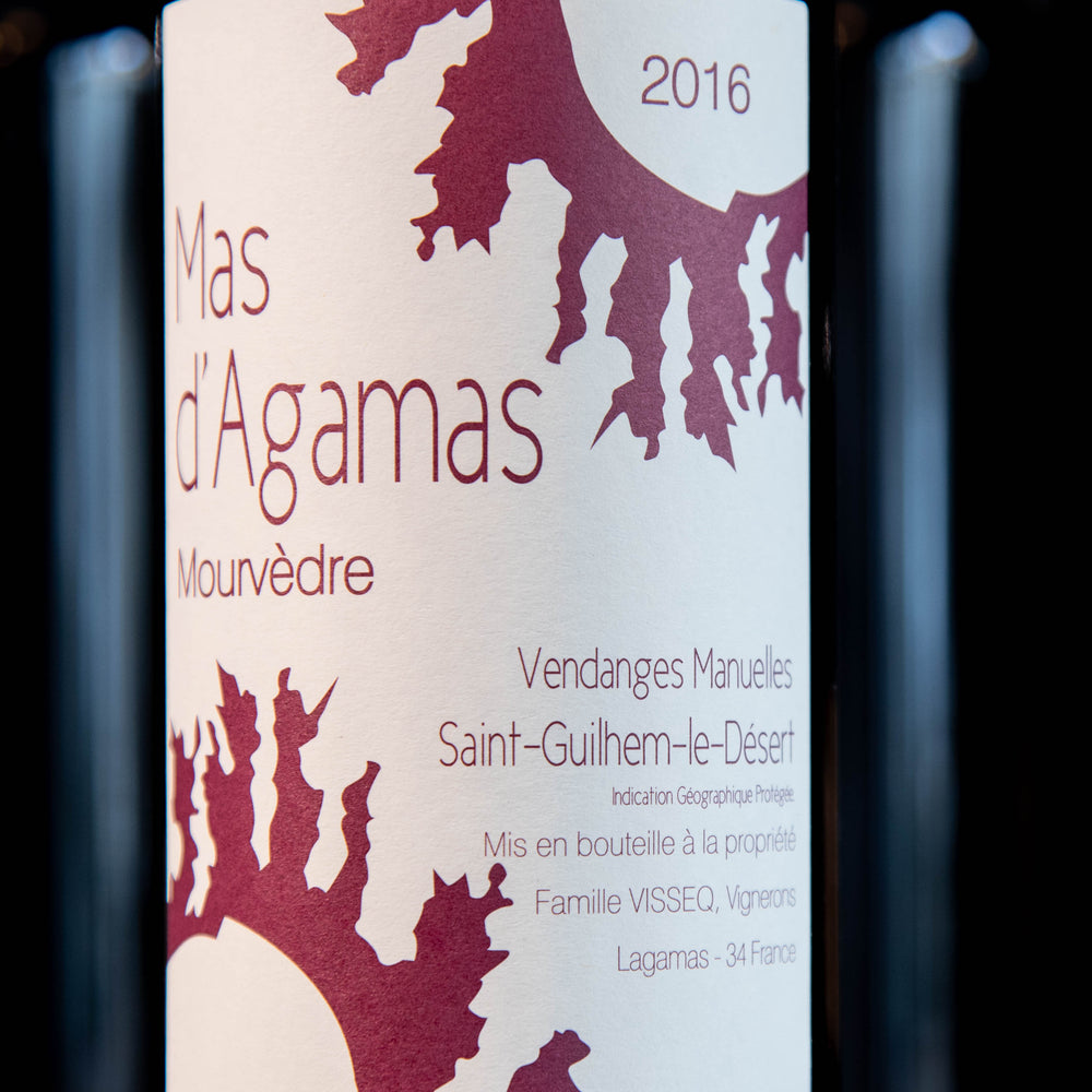 Load image into Gallery viewer, Mas d'Agamas Mourvedre - 2018