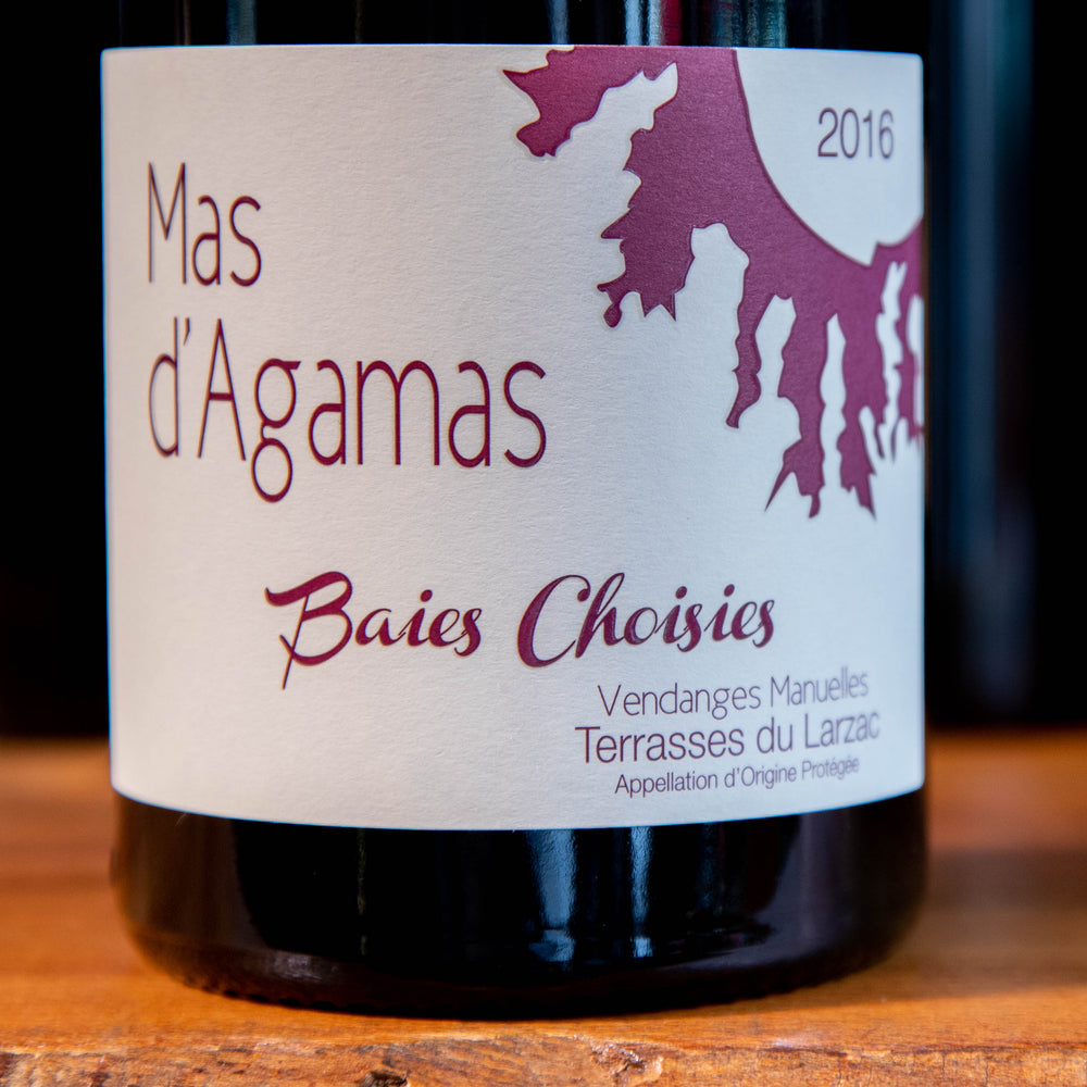 Mas d'Agamas Baies Choisies - 2017