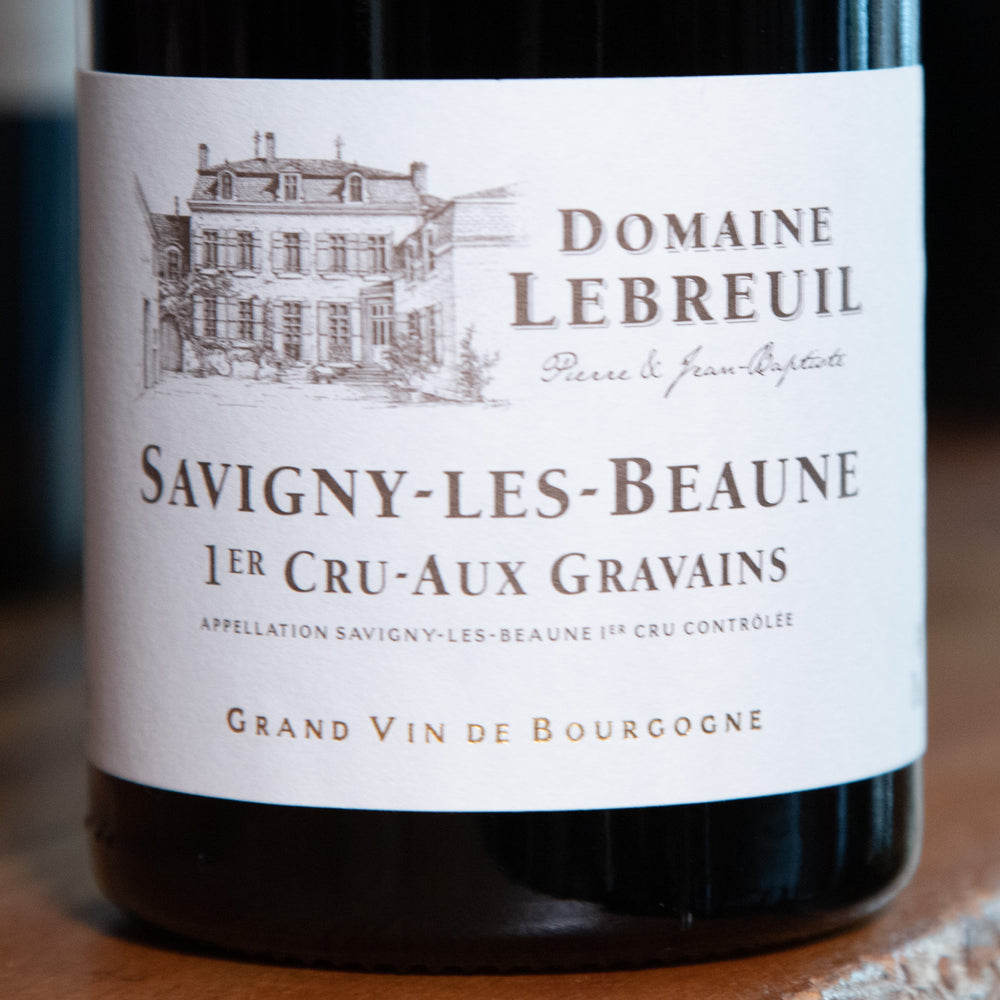 Load image into Gallery viewer, Domaine Pierre and Jean-Baptiste Lebreuil Savigny Les Beaune 1er cru - 2017