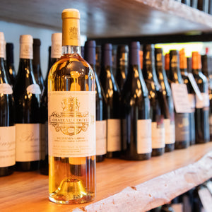French Wine - Château Coutet Sauterne - 2004