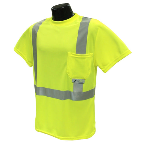 Radians ST11-2PGS Class 2 Mesh Safety Shirt