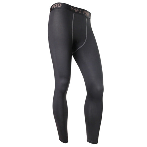 Men Compression Long Pants  Base Layer  Trousers