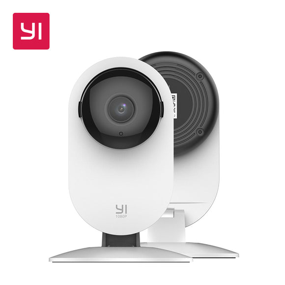 YI Home Camera 1080p Wireless IP Security Surveillance System (US Edition)