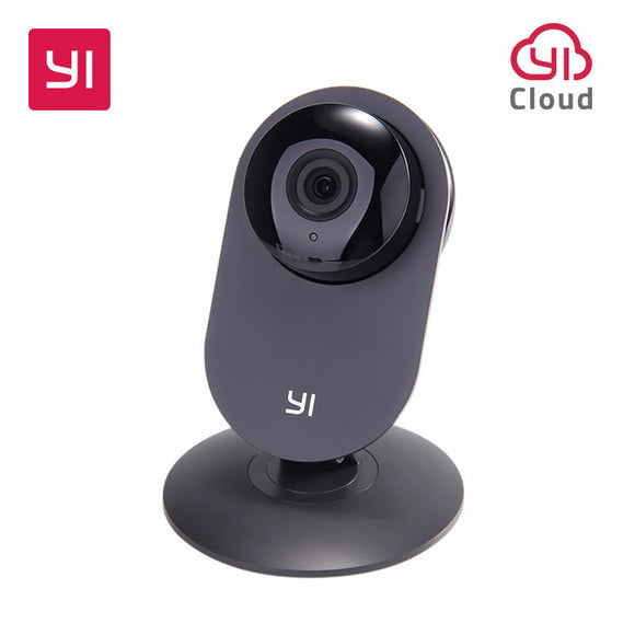 YI Home Camera 720P Night Vision Video Monitor IP/Wireless Network Surveillance Home Security Internation Version (US)