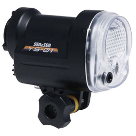 Sea & Sea YS-01 DS-TTL / Manual Strobe with LED Target Light