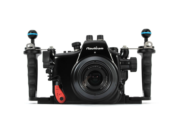 Nauticam NA-A7 Housing for Sony A7/A7R Cameras (No Electrical Bulkhead)