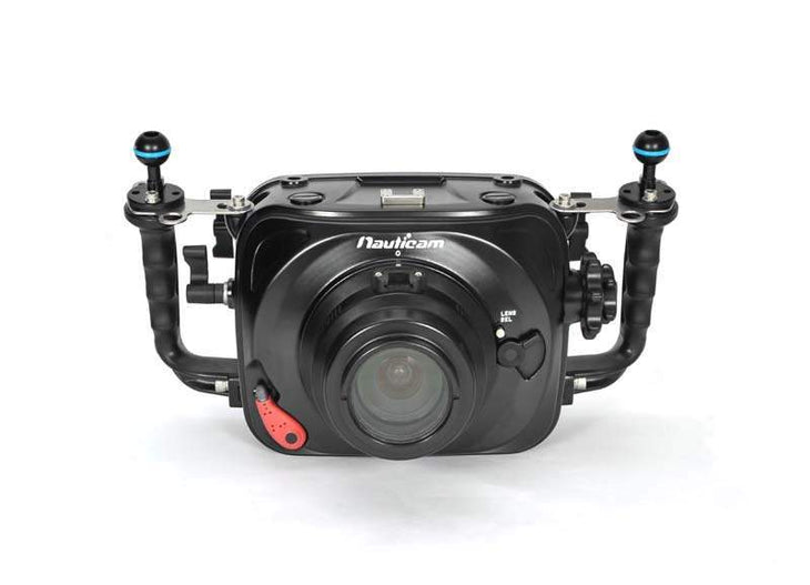 Nauticam NA-BMCC housing for Blackmagic Cinema Camera
