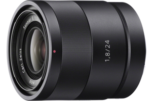 Zeiss Sonnar T* E 24mm f/1.8 ZA for Sony E-Mount